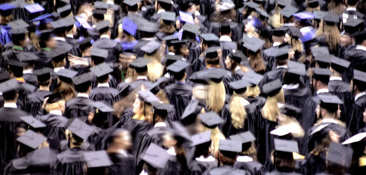 2015 graduates have more jobs to choose from than last year