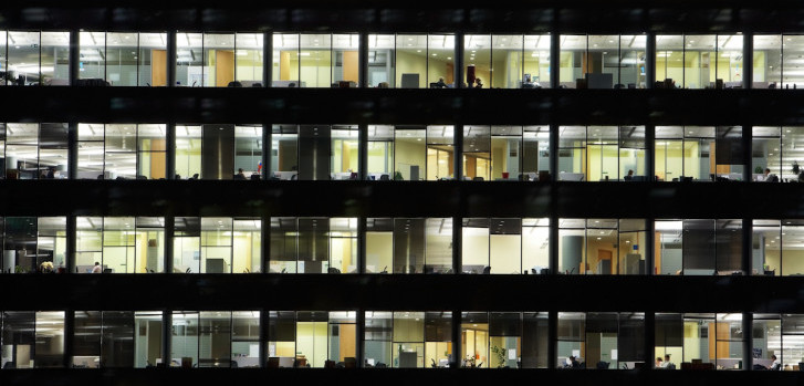 One third of office workers feel squeeze on time for health and wellbeing