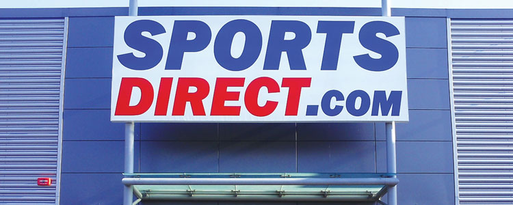 Sports Direct to pay Derbyshire workers £1m
