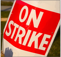 Majority of private sector employees oppose public sector strikes