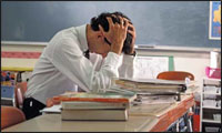 Head teachers blame Gove for their stress