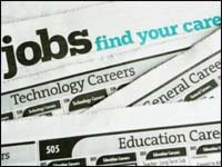 Advertised vacancies outstrip jobseekers for first time since the recession