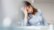Women twice as likely as men to worry about meeting day-to-day living costs