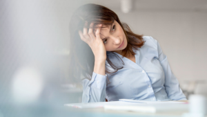 How does summer drastically increase stress levels within the workplace?