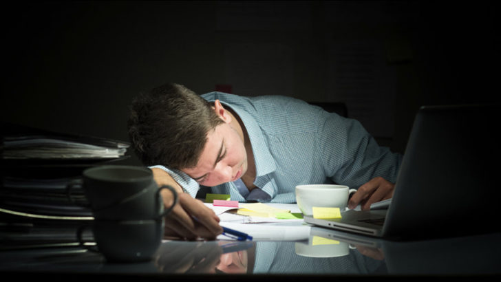 Dr Mark Powell & Jonathan Gifford: Three reasons why working too hard is bad for your career