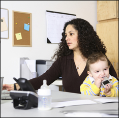 New flexible working rights for parents of children under 18