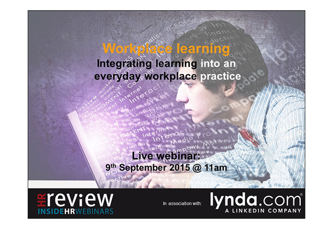 InsideHR returns to debate workplace learning