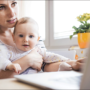 Part-time working mothers do more work without pay