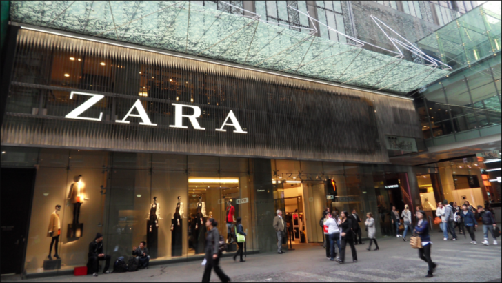 Employees in Turkey are slipping 'pleas for help' into Zara clothes